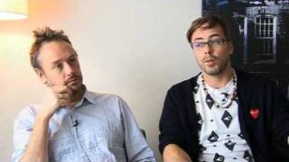 Interview with Basement Jaxx