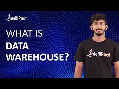 Data Warehouse Tutorial | Data Warehouse Training | What is Data ...