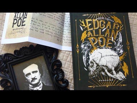 CONTOS DE EDGAR ALLAN POE (MEDO CLÁSSICO) + SORTEIO | BOOK ADDICT