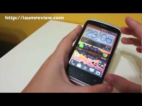 รีวิว HTC Desire C แบบไทยไทย เล็กๆ แต่เร้าใจ