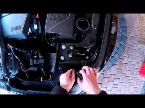 Standlicht wechseln BMW F20 | BlueVision ultra | Replace Sidelights