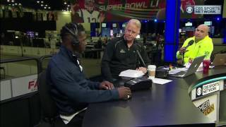 Boomer & Carton: Antonio Brown on running wrong routes rumor