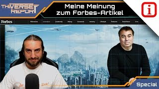 Star Citizen: Meine Meinung zum Forbes-Artikel   Verse Report Special [Deutsch/German]