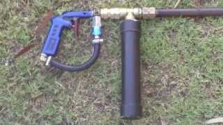 My New Homemade Airgun