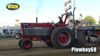 PPL 2018: Pro Stock tractors pulling in Freeport, IL - Самые