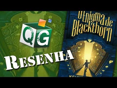 Resenha: O Enigma de Blackthorn