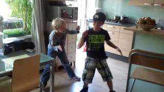 Kids dancing on Tom Petty's 'Don't Pull Me Over'