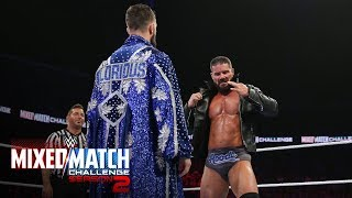 Finn Bálor and Bobby Roode try out each other