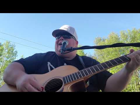 Luke Combs - Even though I'm leavin (Cover)