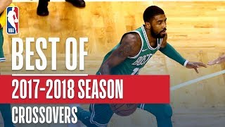 Best Crossovers From The 2017-2018 NBA Season (Steph Curry, Kemba, Kyrie and More!) - Video Youtube