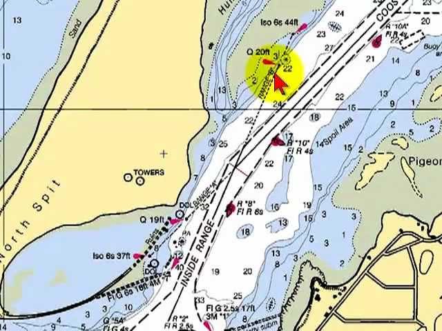 Sailing Navigation Secrets - Use the Magic of Channel Ranges!