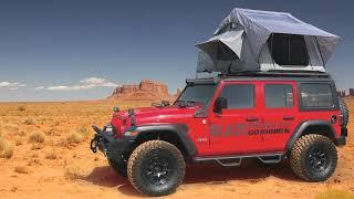 Go Rhino: Universal SRM500 Roof Rack