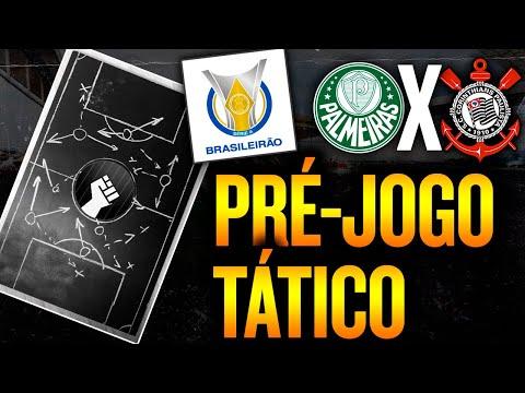 VÍDEO: Palmeiras x Corinthians   Pré-jogo tático (com Jow e Bia)   O que esperar hoje?