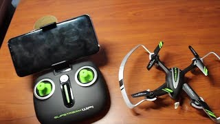 PROTOCOL Slipstream wifi Stuntin' Drone | Unboxing Review