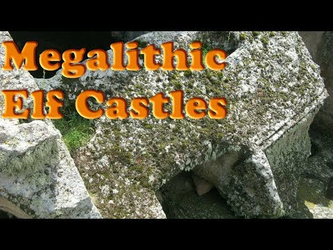 "Megalithic ""Elf Castles"", an entirely new type of megaliths found by A. Koltypin"