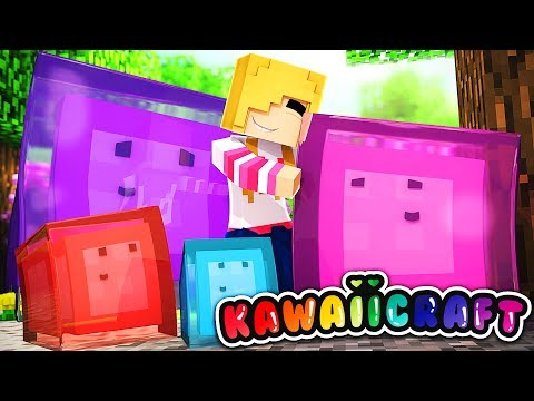 SLIME RANCHER MINECRAFT! | Kawaiicraft 2.0 Ep 2