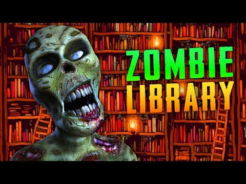 Zombie Library (Call of Duty Custom Zombies)