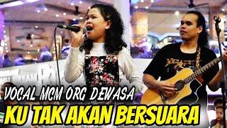 Mulai je dia tarik nampak bob geleng kepala||Adik Dhania Penuh Talented dari Papar sabah..
