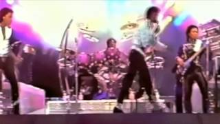 Michael Jackson & The Jacksons | Jackson 5 Medley - in Toronto Victory Tour - Remastered