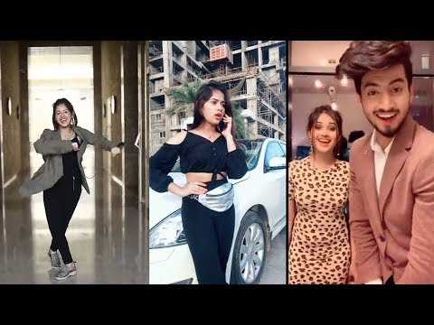 Tiktok superstar jannat Zubair rahmani, Mr faisu, riyaz best video