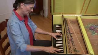Elaine Comparone: J.S. Bach & Harpsichord Choices