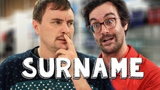 Surname - Bored Ep 117 (When customers don