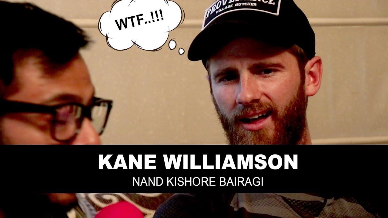 Kane Williamson | Nand Kishore Bairagi