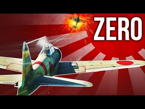 Playing on the Zero / War Thunder