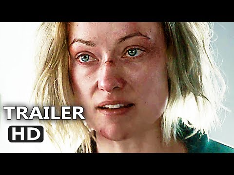 A VIGILANTE Official Trailer (2019) Olivia Wilde, Thriller Movie HD