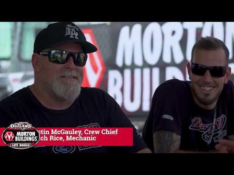 Morton Buildings Late Models Team Spotlight: Blake Spencer & Revolution Racing