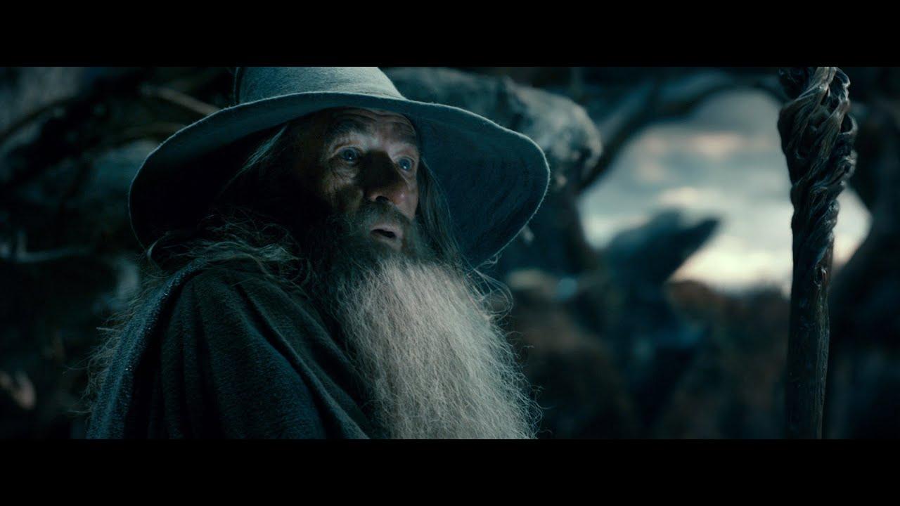 Trailer för Hobbit: Smaugs ödemark