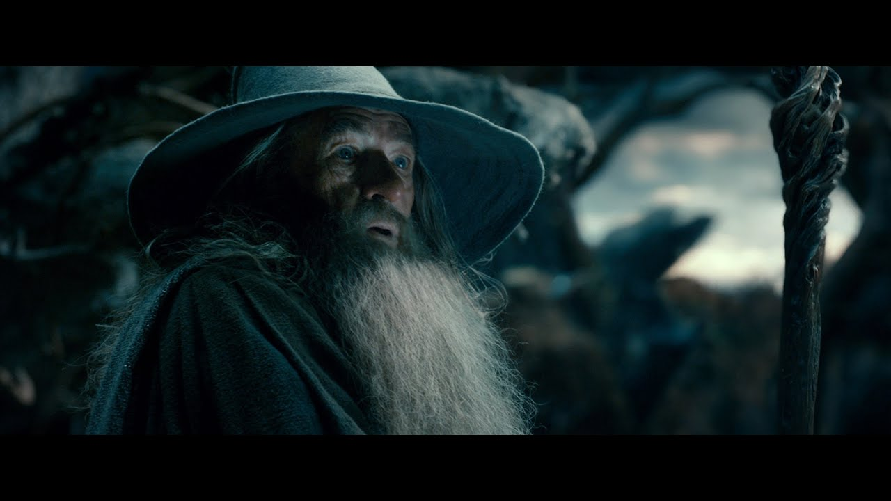 Video trailer för The Hobbit: The Desolation of Smaug - Official Teaser Trailer [HD]