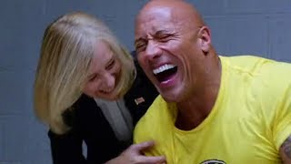 Bloopers That Make Us Love The Rock Even More