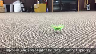БИЗНЕС ИДЕЯ   Nano Drone самый маленький дрон