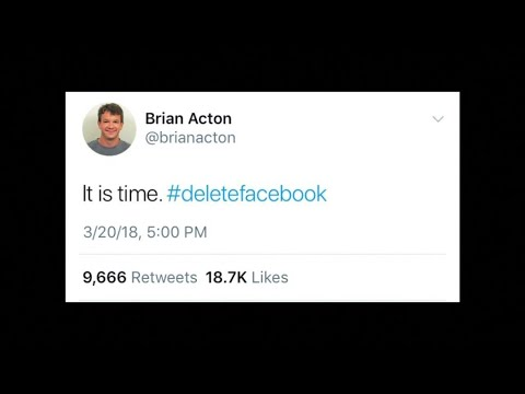 What to expect if you delete Facebook