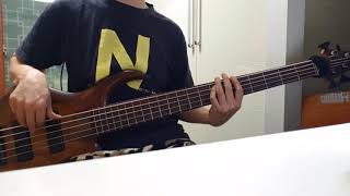 Joan Jett and The Black Hearts - I Hate Myself For Loving You (bass cover)