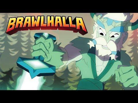 Brawlhalla Cinematic Launch Trailer thumbnail