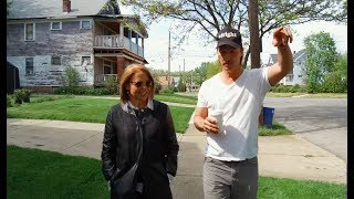 Matthew McConaughey works to improve Cleveland's public schools