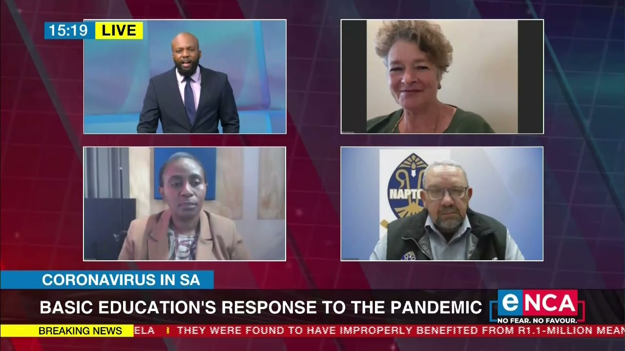 Discussion | Basic Education's response to COVID-19 pandemic