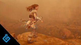 The Surprising Depth Of Horizon Zero Dawn's New Gameplay