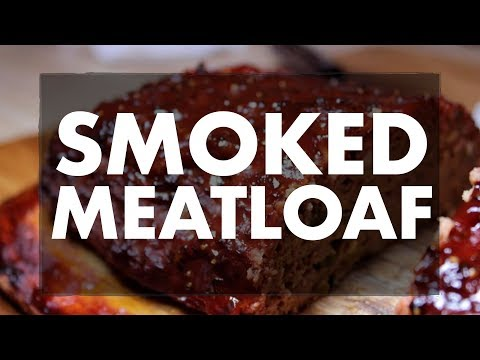 Smoked Meatloaf with Ray & Stevie | REC TEC Grills