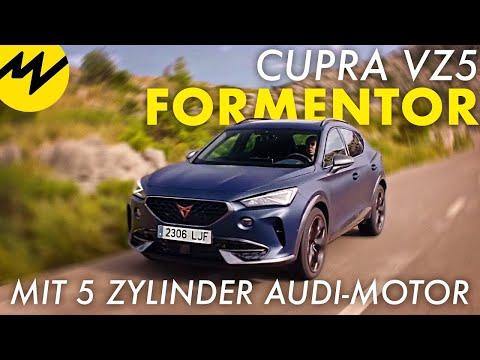 Cupra VZ5 Formentor mit Audis legendärem 5-Zylinder Motor *Re-Upload* I Motorvision Deutschland