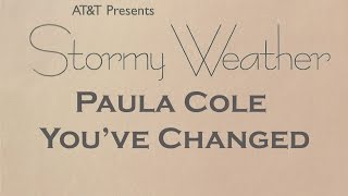 Paula Cole - You've Changed
