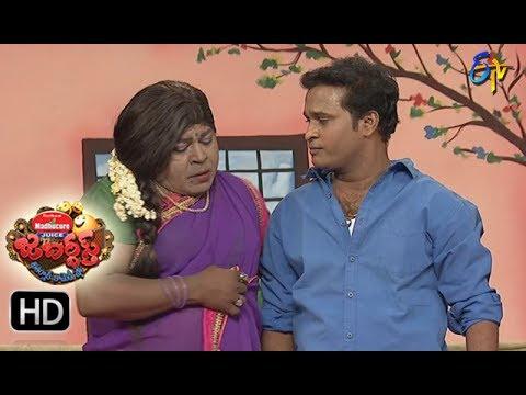 Racha Ravi Performance | Jabardsth | 8th June 2017 | ETV  Telugu