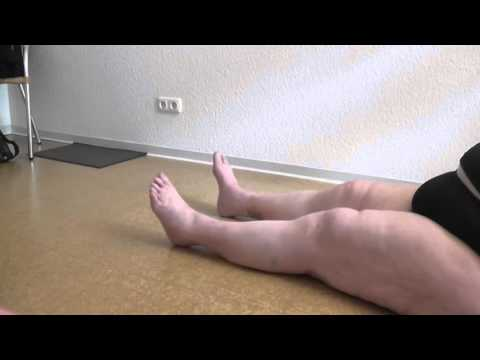 Die untersagten Öbungen bei warikose der Beine