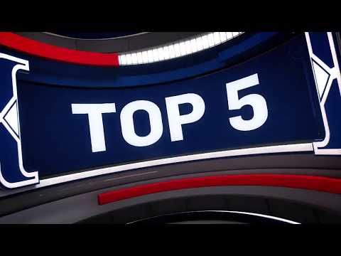 НБА Топ 5 Плаис оф зе Нигхт | Новембер 30 2019