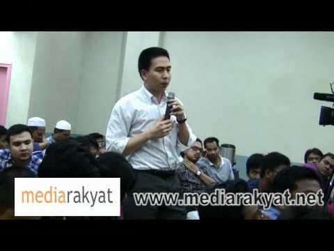 Video Debat: Kematangan Demokrasi Di Malaysia Pusingan 2