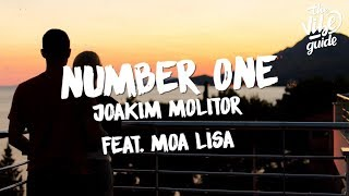 Joakim Molitor Ft. Moa Lisa   Number One (Lyric Video)