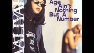 Aaliyah - Age Ain't Nothing But a Number - 13. Back & Forth (Mr. Lee & R. Kelly's Remix)