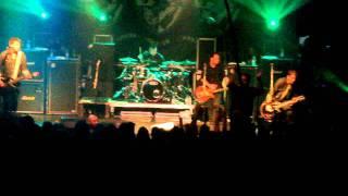 DROPKICK MURPHYS - Upstarts And Broken Hearts / 22.01.2012/ Tvornica, Zagreb, Croatia